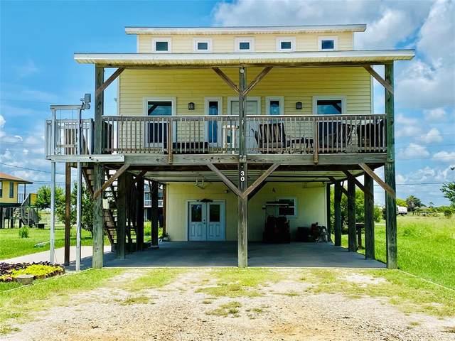 30 W Red Oak Lane, Rockport, TX 78382 (MLS #78380049) :: The Home Branch