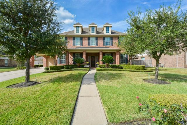 18515 Glenn Haven Estates Drive, Spring, TX 77379 (MLS #78389090) :: See Tim Sell