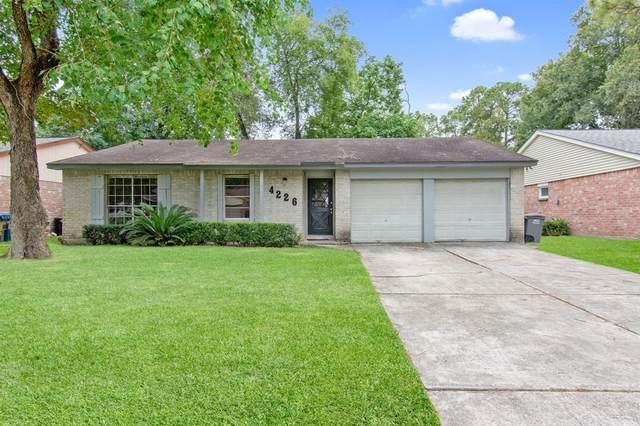 4226 Rosegate Drive, Spring, TX 77373 (MLS #78390870) :: Giorgi Real Estate Group