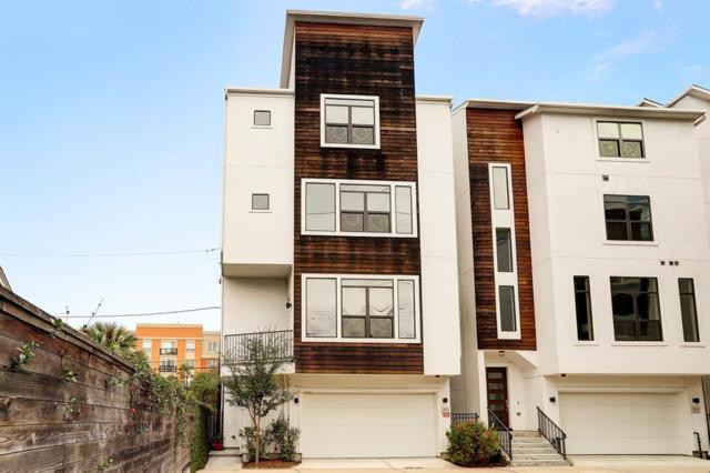 1612 Hazel Street, Houston, TX 77006 (MLS #78394278) :: Texas Home Shop Realty