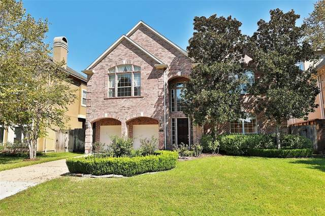 111 Beverly, Bellaire, TX 77401 (MLS #78399209) :: The Freund Group