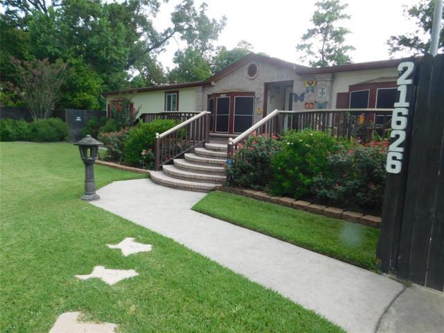 21626 Harveys Way, Humble, TX 77338 (MLS #78399820) :: Giorgi Real Estate Group