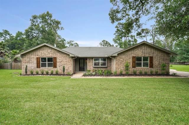 1035 Pine Needles Drive, Sour Lake, TX 77659 (MLS #78401981) :: Ellison Real Estate Team