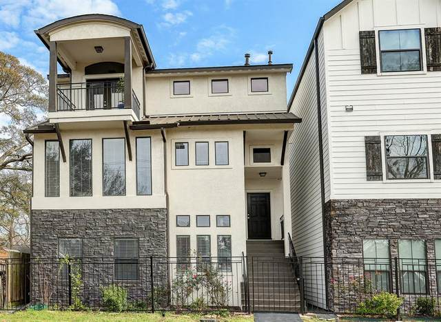 1723 W 14th Street D, Houston, TX 77008 (MLS #78416043) :: Connect Realty