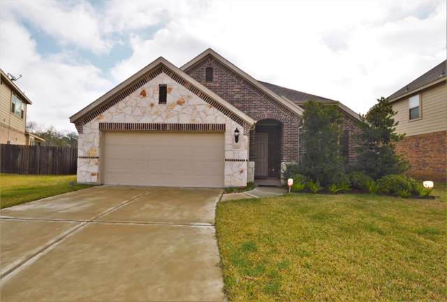 2801 Country Club Crossing Drive, Pearland, TX 77581 (MLS #78417168) :: The Queen Team