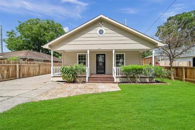 1215 Prince Street, Houston, TX 77008 (MLS #78419624) :: TEXdot Realtors, Inc.