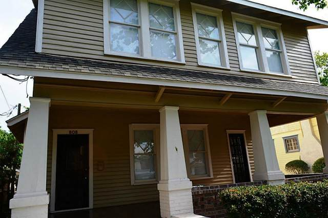 808 W Main Street, Houston, TX 77006 (MLS #78419770) :: Green Residential