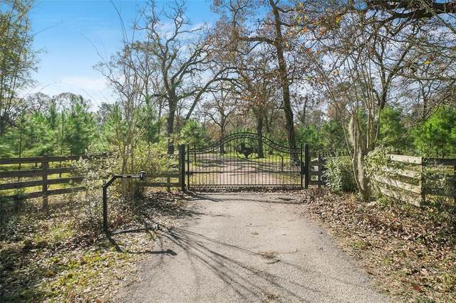 22111 Roberts Cemetery Road, Hockley, TX 77447 (MLS #78443648) :: Guevara Backman