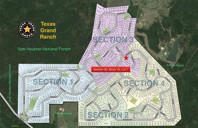 3b-16-7 Branding Iron Road, Huntsville, TX 77340 (MLS #78446213) :: The Heyl Group at Keller Williams