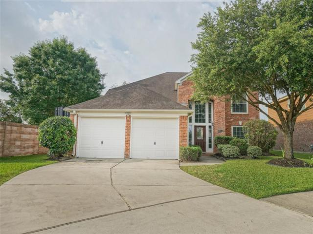 9314 Dune Gate Court, Humble, TX 77396 (MLS #78447182) :: The SOLD by George Team