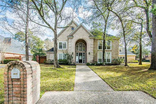 8515 Tranquil Park Drive, Spring, TX 77379 (MLS #7845895) :: The Heyl Group at Keller Williams