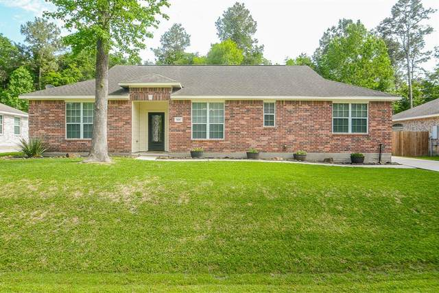 626 Spring Forest Drive, Conroe, TX 77302 (MLS #7846366) :: The SOLD by George Team