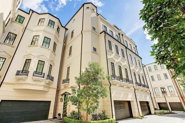 2415 San Felipe Street #3, Houston, TX 77019 (MLS #78466246) :: Ellison Real Estate Team