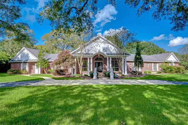 18002 River Oaks Road, Damon, TX 77430 (MLS #7846649) :: The Home Branch
