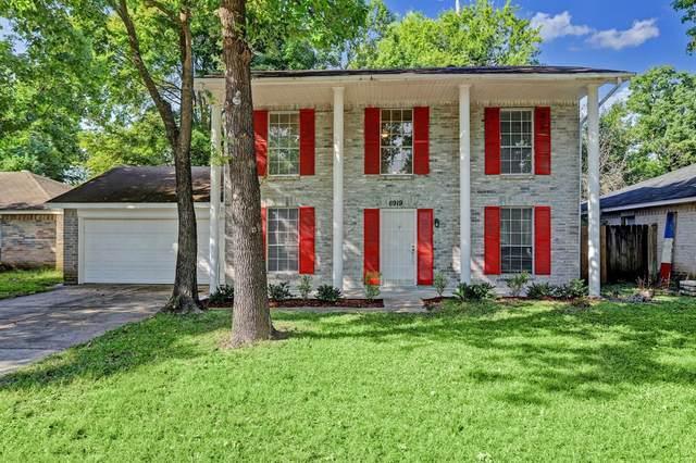 6919 Foxhurst Lane, Humble, TX 77338 (MLS #78472933) :: Texas Home Shop Realty