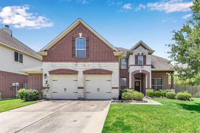 19211 St Joanna Court, Spring, TX 77379 (MLS #7847999) :: The SOLD by George Team