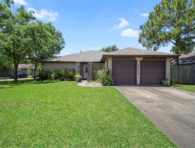 3830 Roseway Lane, La Porte, TX 77571 (MLS #78488117) :: Texas Home Shop Realty