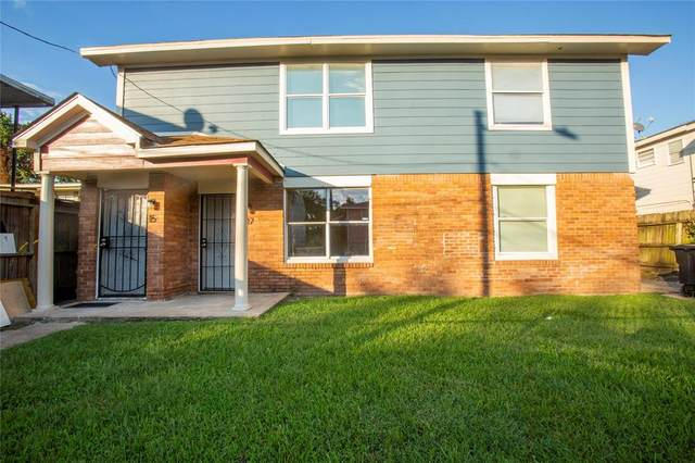 2915 Palm Street, Houston, TX 77004 (MLS #78512348) :: The SOLD by George Team