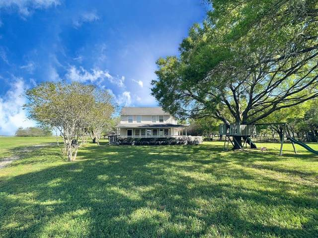 9806 Old Needville Fairchild Road, Needville, TX 77461 (MLS #78514612) :: Ellison Real Estate Team