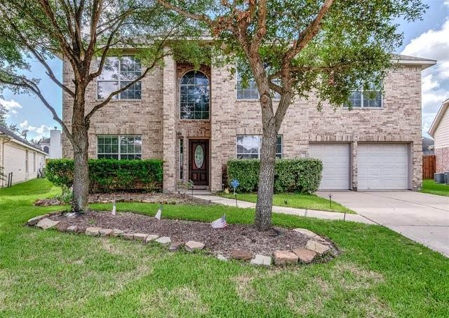 21030 Narrow Gate Drive, Houston, TX 77095 (MLS #78514749) :: The Heyl Group at Keller Williams