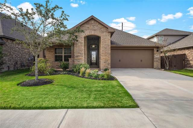 9614 Ocean Drive, Iowa Colony, TX 77583 (MLS #78517647) :: Phyllis Foster Real Estate