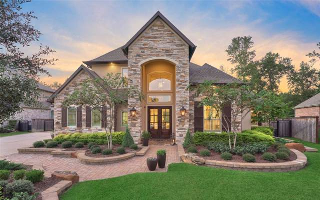 154 Caledonia Circle, Montgomery, TX 77316 (MLS #78529966) :: The Home Branch