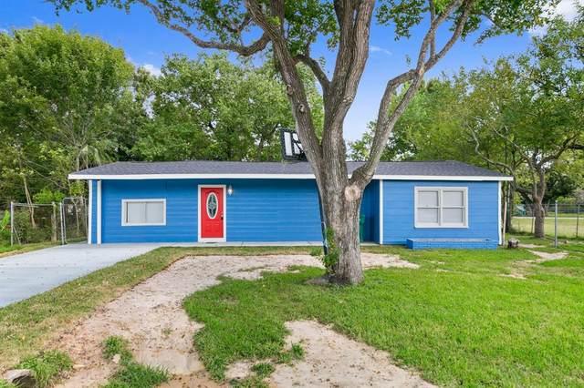 619 Avenue B, La Marque, TX 77568 (MLS #78539797) :: The SOLD by George Team