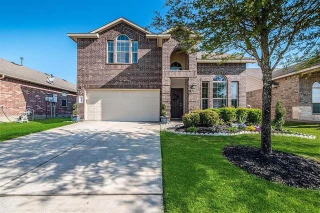 8910 Finnery Drive, Tomball, TX 77375 (MLS #78547165) :: Ellison Real Estate Team