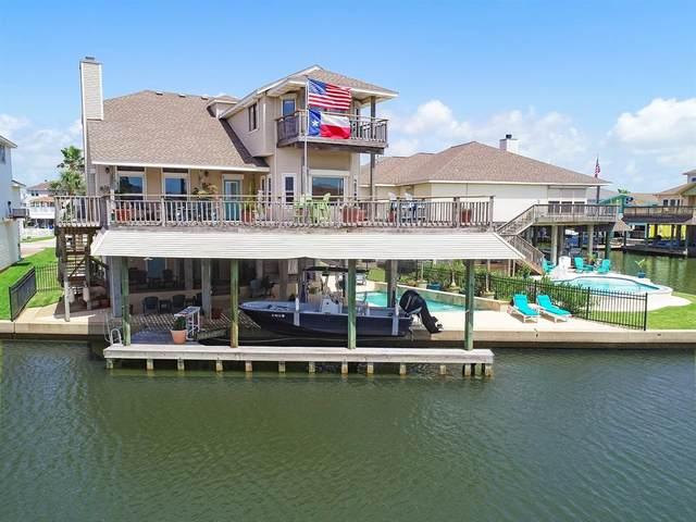 107 Bamaku Bend, Tiki Island, TX 77554 (MLS #78548908) :: Texas Home Shop Realty