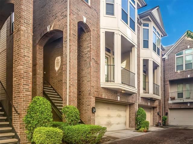 2010 Rosedale Street C, Houston, TX 77004 (MLS #7855784) :: Homemax Properties
