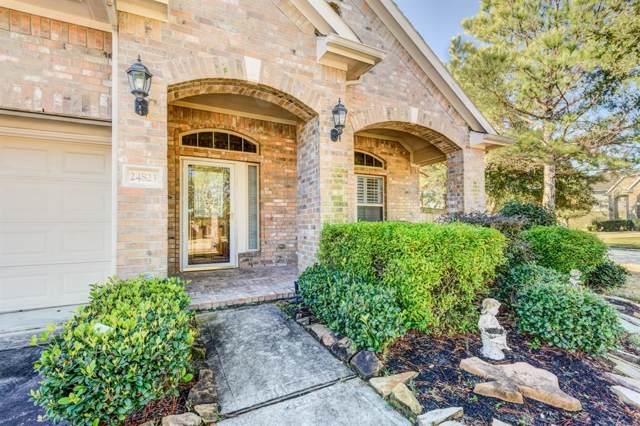 24823 Diamond Run Court, Katy, TX 77494 (MLS #7856296) :: Texas Home Shop Realty