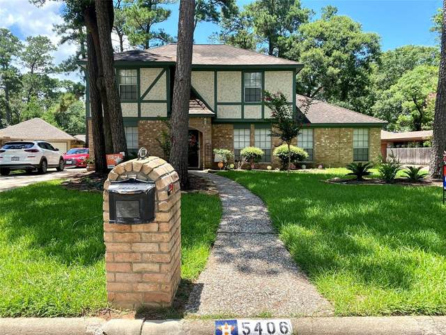 5406 Woodville Lane, Spring, TX 77379 (MLS #78566633) :: The SOLD by George Team