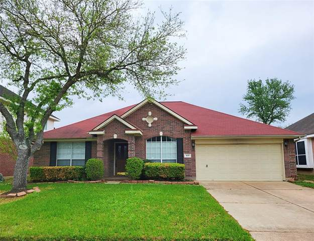 3635 Sheldon Drive, Pearland, TX 77584 (MLS #78578937) :: Connell Team with Better Homes and Gardens, Gary Greene
