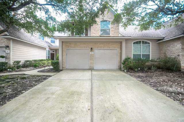 101 E 101 E Greenhill Terrace Place Place, The Woodlands, TX 77382 (MLS #78581032) :: Texas Home Shop Realty