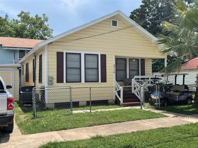 2102 55th, Galveston, TX 77551 (MLS #78586785) :: The SOLD by George Team