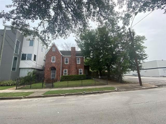 1831 Southmore Boulevard, Houston, TX 77004 (MLS #78590156) :: Green Residential