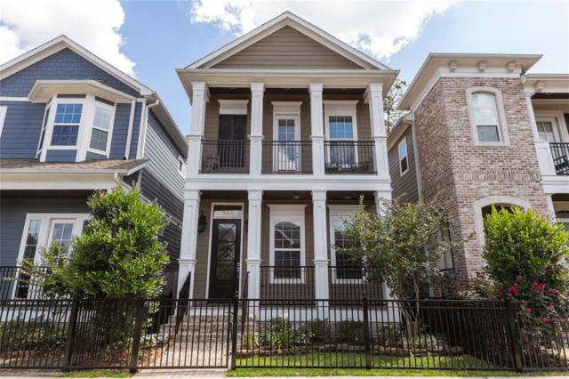 408 W 27TH Street, Houston, TX 77008 (MLS #78592068) :: NewHomePrograms.com LLC