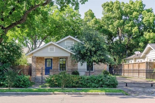 1035 E 14th Street, Houston, TX 77009 (MLS #78596530) :: The Jill Smith Team