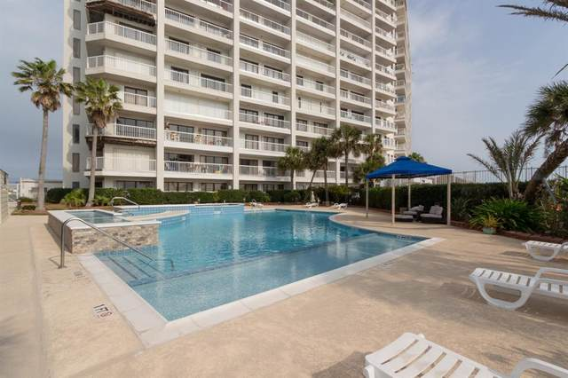 7700 Seawall Boulevard #506, Galveston, TX 77551 (MLS #78599515) :: The Queen Team