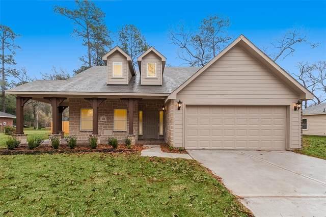 15132 Meadow Glen S, Conroe, TX 77306 (MLS #78609914) :: Caskey Realty