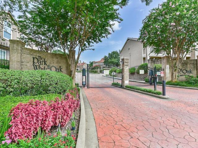 1880 S White Oak Drive E #124, Houston, TX 77009 (MLS #78633622) :: Giorgi Real Estate Group