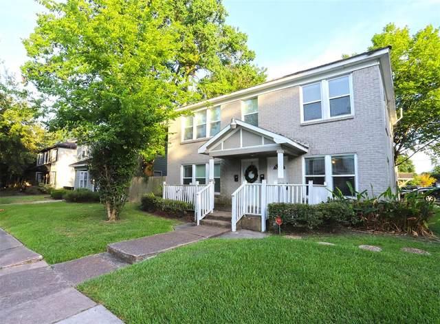 1837 Colquitt Street, Houston, TX 77098 (MLS #78634932) :: Green Residential