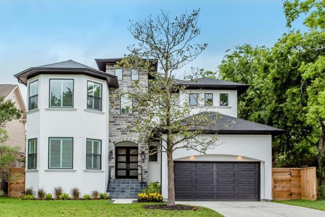 4512 Maple Street, Bellaire, TX 77401 (MLS #78638655) :: Fanticular Real Estate, LLC