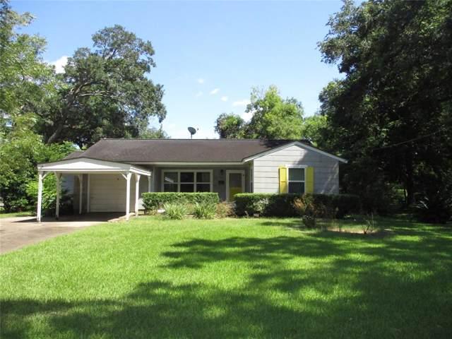 708 Avenue B, Sweeny, TX 77480 (MLS #78642376) :: The Heyl Group at Keller Williams