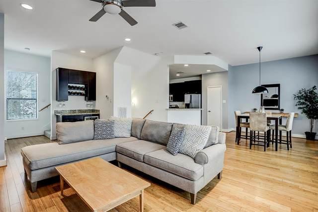 5008 Cornish Street, Houston, TX 77007 (MLS #78642506) :: The Parodi Team at Realty Associates