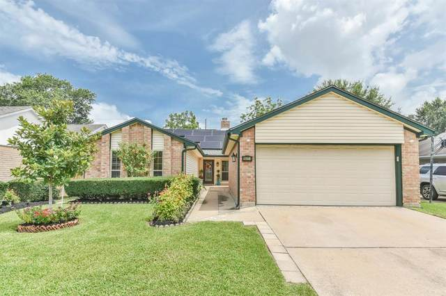 16414 Moary Firth Drive, Houston, TX 77084 (MLS #78645552) :: The Bly Team