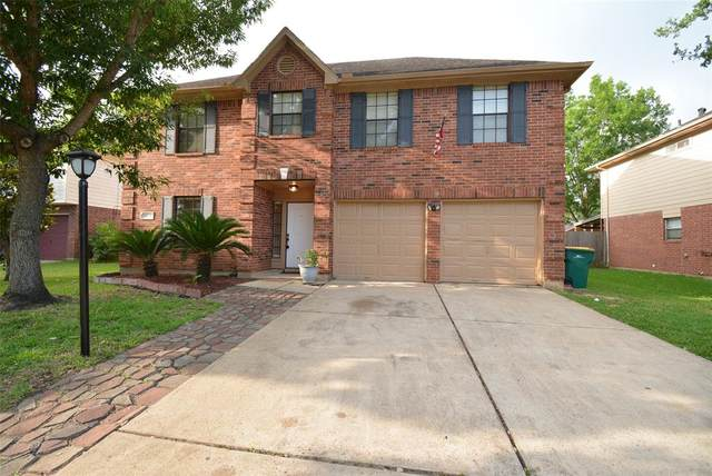 4524 Stonebridge, Pearland, TX 77584 (MLS #78646054) :: The SOLD by George Team