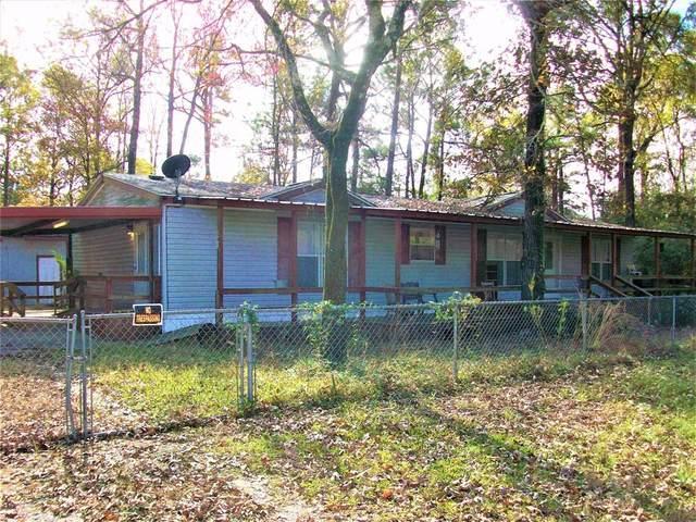 287 S Ridgemont Drive, Trinity, TX 75862 (MLS #7864739) :: My BCS Home Real Estate Group