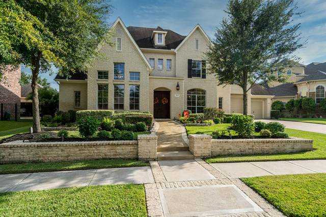 18615 N Thomas Shore Drive W, Cypress, TX 77433 (MLS #78654152) :: The SOLD by George Team