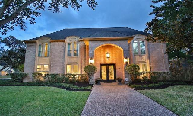 9803 Oxted Lane, Spring, TX 77379 (MLS #78655400) :: The Heyl Group at Keller Williams
